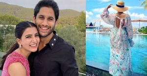 Samantha Akkineni shares romantic beach getaway on Naga Chaitanya's birthday
