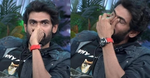 Rana Daggubati opens up about illness, breaks down during chat show