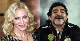 When Madonna was trending online after Maradona's demise