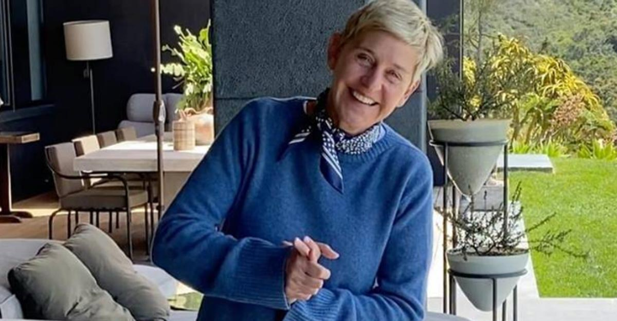 Ellen DeGeneres tests Covid positive