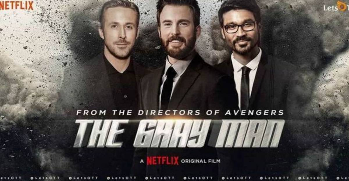 Tamil actor Dhanush joins Russo brothers' stellar cast for 'The Gray Man'