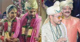 Udit Narayan's son Aditya Narayan marries Shweta Aggarwal