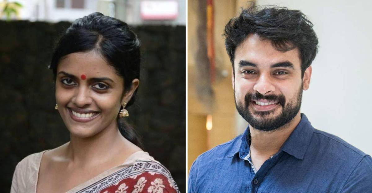 Kani Kusruti paired opposite Tovino Thomas