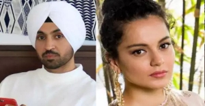 Diljit Dosanjh slams Kangana Ranaut for her tweet against elderly Sikh woman