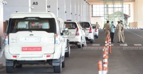 Kochi battles contact cases, airport taxi staffer among those tested positive