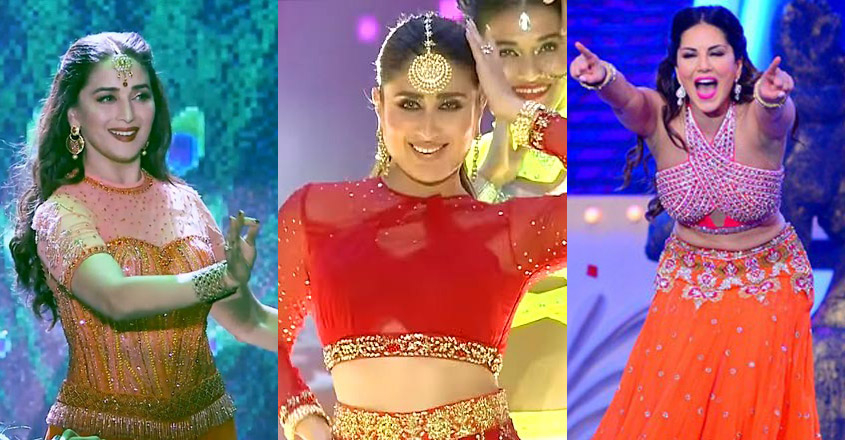 From Madhuri Dixit to Sunny Leone: check out who gave smashing performance on stage