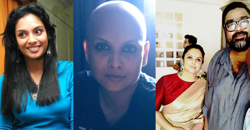 Here's what actress Jyothirmayi is upto, goes bald and surprises fans