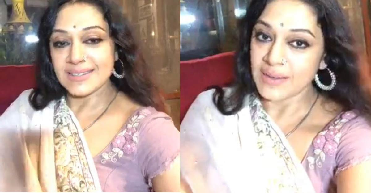 Shobana Gets Candid About Why She Took A Break From Cinema On Fb Live Entertainment News Manorama English He is the founder of the first nuclear magnetic resonance. shobana gets candid about why she took