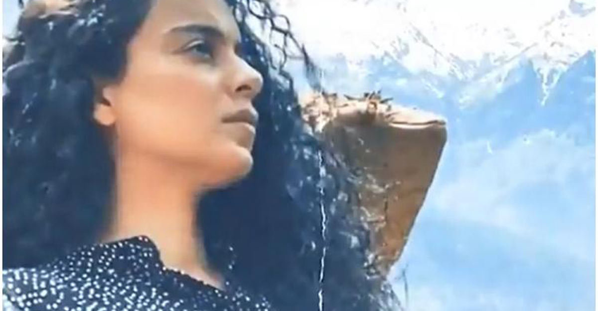 Kangana to Uddhav Thackeray: Today my home is broken, tomorrow it will be your ego   Video