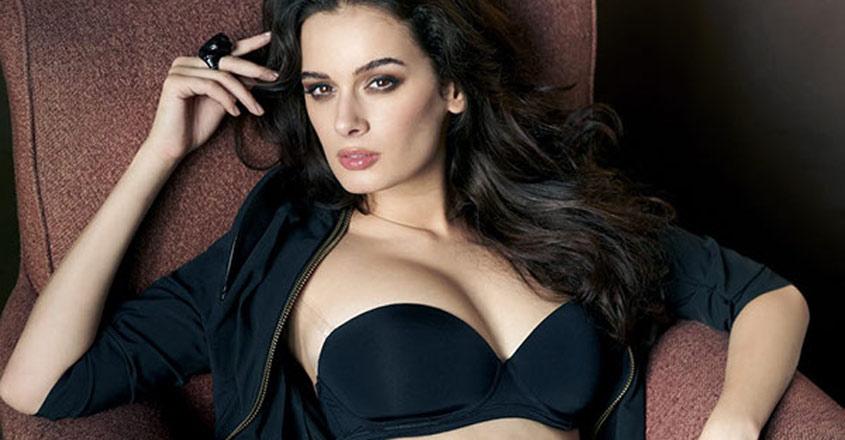 Actress Evelyn Sharma.