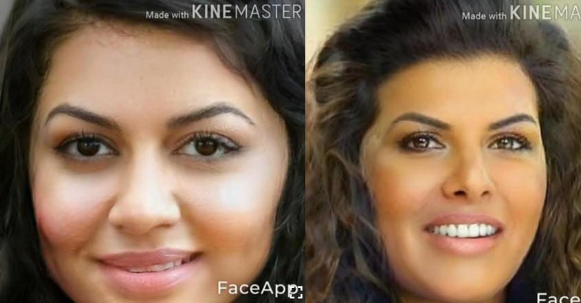 face-app-indrajith-sunny-wayne