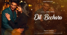 Sushant Singh Rajput's last film Dil Bechara to premiere on Disney Plus Hotstar on this date