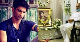 Sushant's father opens up on late actor's wedding and the land he bought on moon