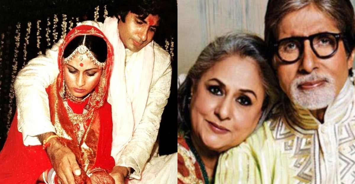 When Amitabh Bachchan's father did not allow him to go on London trip with Jaya before marriage