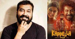 Anurag Kashyap heaps praise on Kappela, calls it 'a great first film from Muhammed Mustafa'