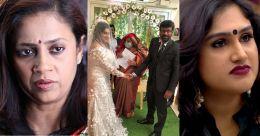 Lakshmi Ramakrishnan calls #VanithaPeterpaulWedding 'a blunder', Vanitha says her marriage not a public issue