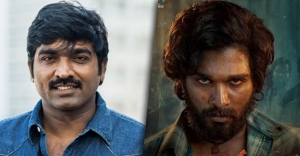 Here's why Vijay Sethupathi opted out of Allu Arjun's 'Pushpa'