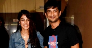 Rhea Chakraborty alleges rape and murder threat after Sushant's death