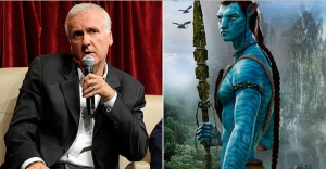 James Cameron says 'Avatar 2' is complete, 'Avatar 3' is nearly finished