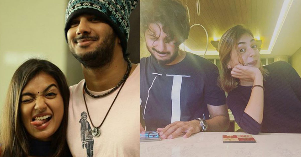dulquer-nazriya-birthday-wish
