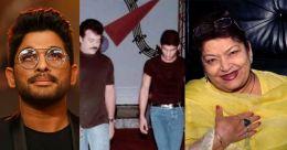 Allu Arjun pays heartfelt tribute to his first choreographer Saroj Khan