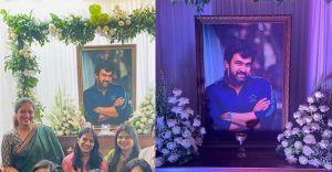 Chiru is a celebration: Meghna Raj shares a warm note on late husband