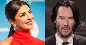 Priyanka Chopra to star opposite Keanu Reeves in Matrix 4