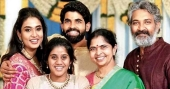 Director Rajamouli and family recover from COVID-19