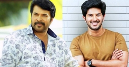 Dulquer Salmaan reveals the unique challenge taken up by Mammootty