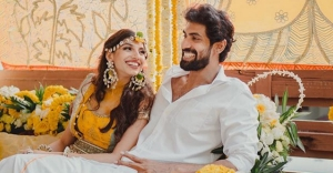 Rana Daggubati-Miheeka Bajaj's wedding festivities begin, pics from Haldi ceremony go viral
