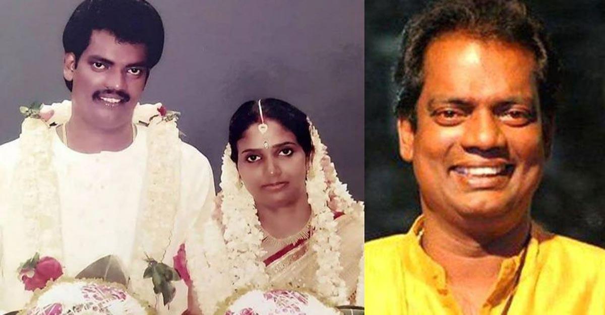 Salim Kumar shares heartfelt note on wedding anniversary