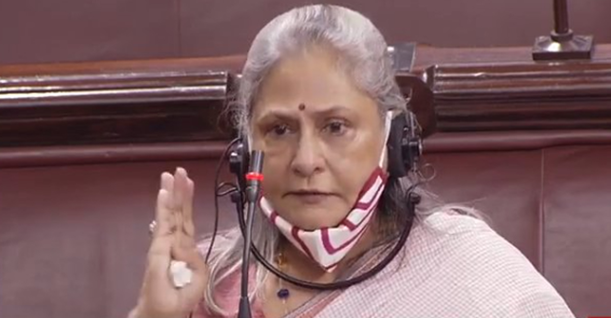 Jaya Bachchan comes to Bollywood's defense after biting remarks from few 'bad apples'