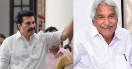 For Mammootty, Oommen Chandy is a close friend who is always on the other side of phone