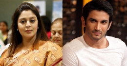 Bollywood drug story a diversion from Sushant death case: Nagma