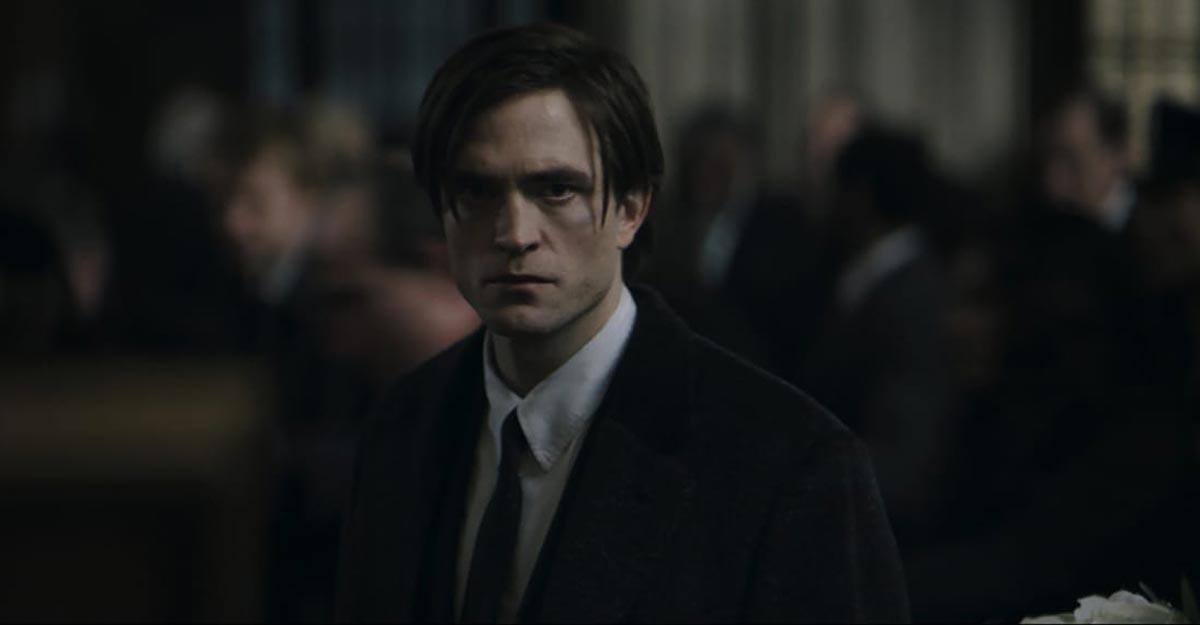 Robert Pattinson embraces darkness in 'The Batman' trailer.