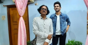 Bengal wax artist makes statue of actor Sushant Singh Rajput
