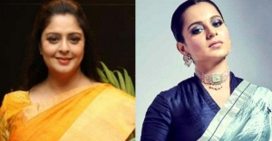 Nagma: Why hasn't NCB summoned Kangana Ranaut who admitted to taking drugs?