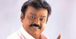 Actor Vijayakanth tests COVID-19 positive, admitted to hospital in Chennai