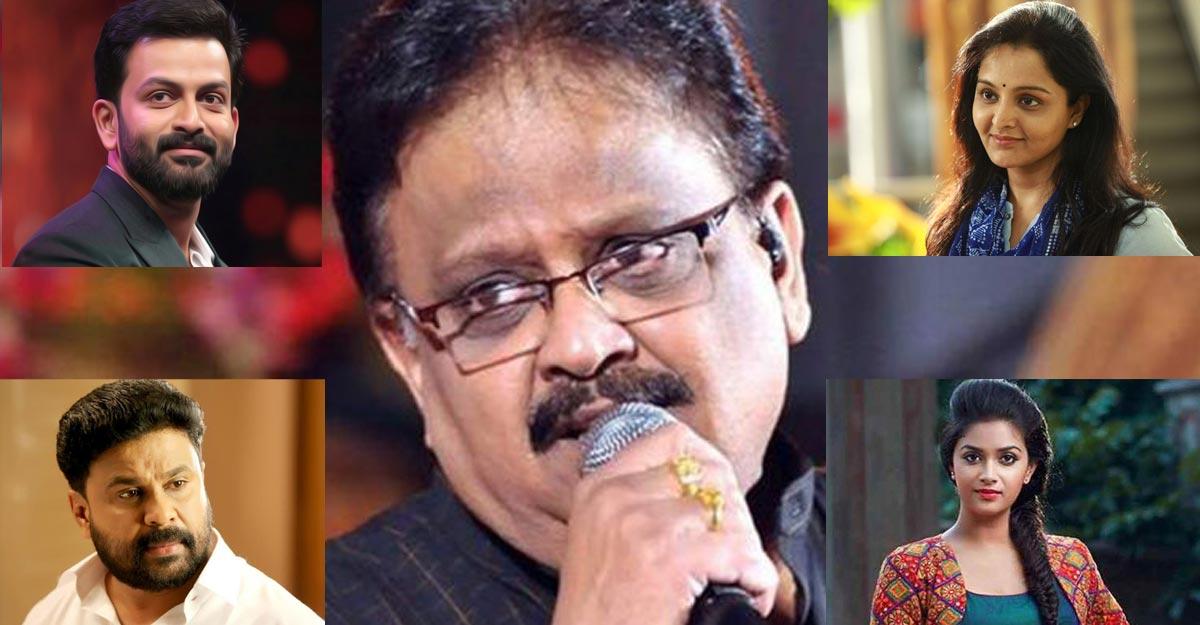 Legends live on: Prithviraj, Manju Warrier and other ...