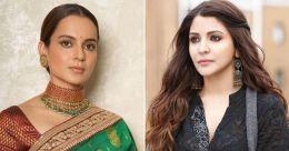 Kangana backs Anushka after Sunil Gavaskar's remarks but accuses her of 'selective feminism'