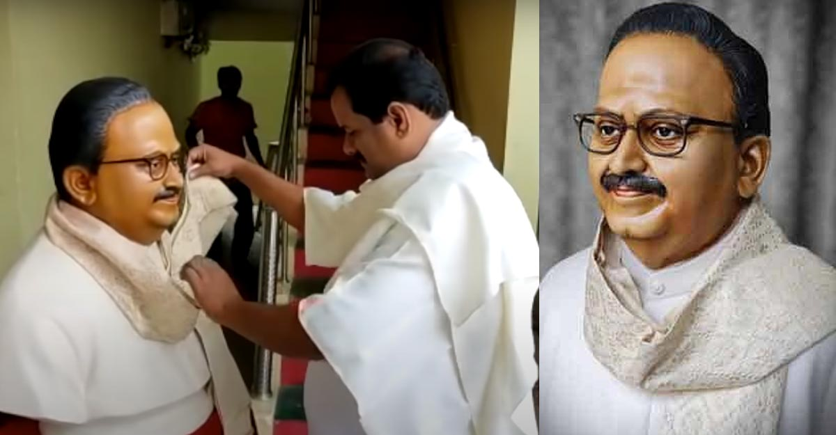 SPB predicted his death? Singer had ordered for own statue a month ago