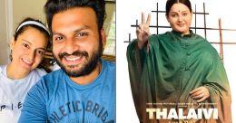 Kangana Ranaut prepares for 'Thalaivi', begins dance rehearsals