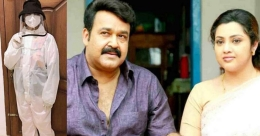 Feel like going to war: Meena on wearing PPE outfit before joining Drishyam 2