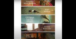 Amazon Prime Video announces Putham Pudhu Kaalai, anthology of five Tamil short films