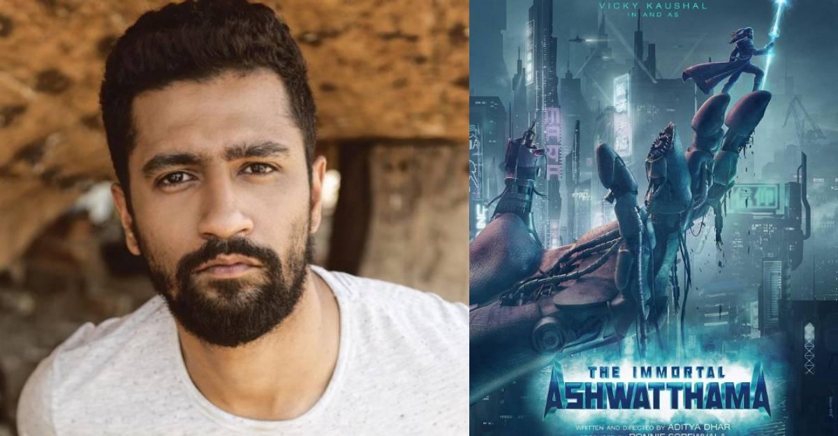 Vicky Kaushal teams up with 'Uri' director for 'The Immortal Ashwatthama'