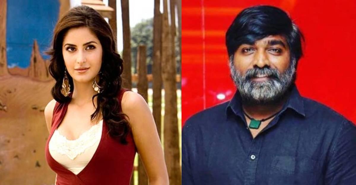 Katrina Kaif to pair up with Vijay Sethupathi: reports