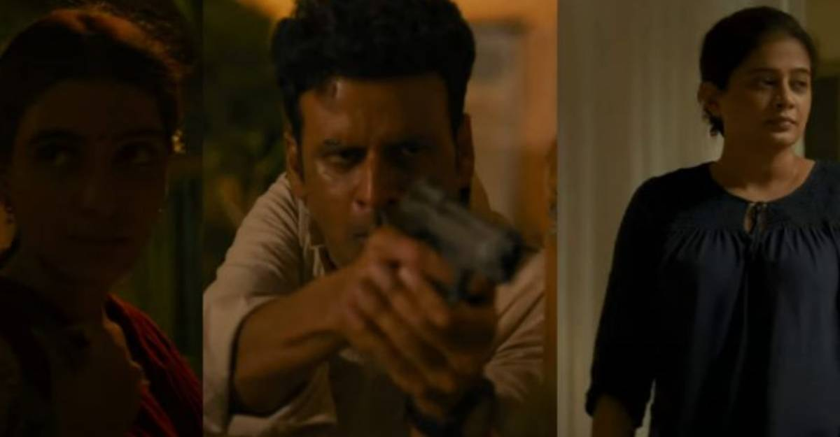 The Family Man 2 teaser: Manoj Bajpayee is back as NIA agent but goes missing