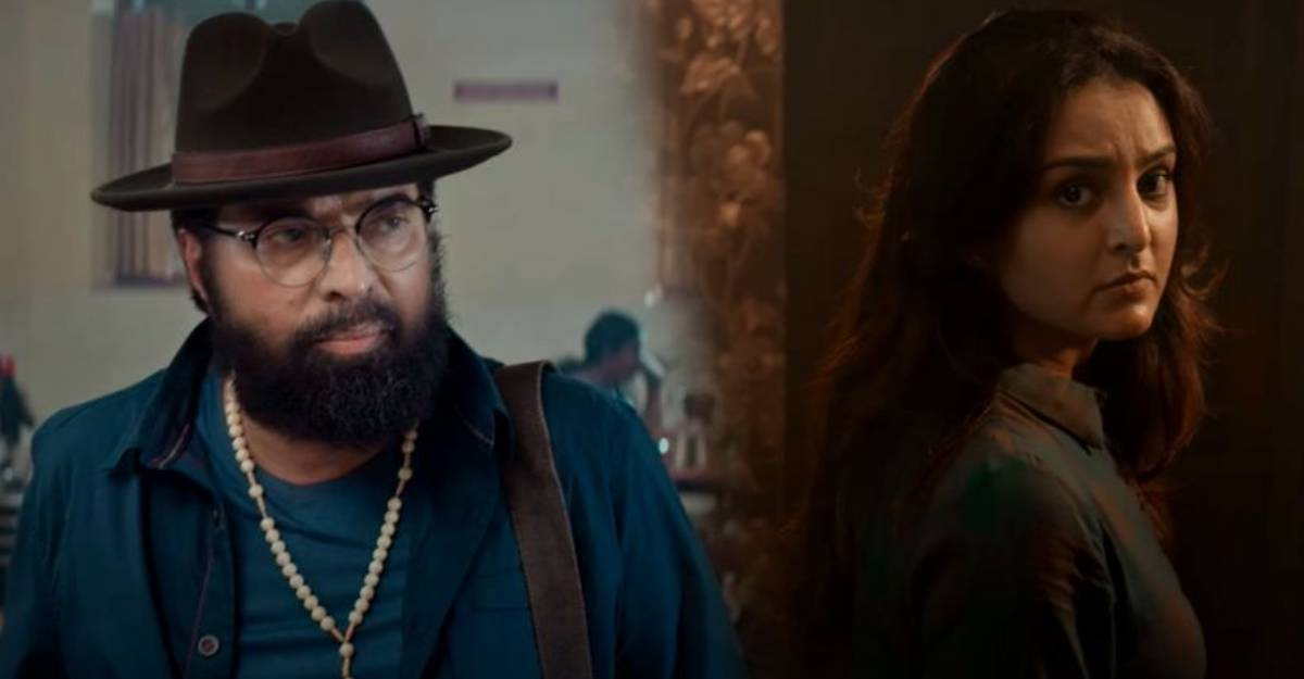 The Priest teaser: Mammootty in a never-seen-before avatar