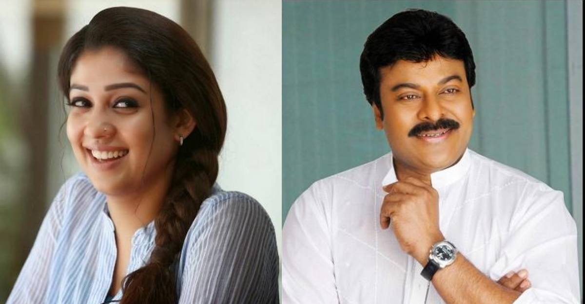 Nayanthara to join Megastar Chiranjeevi in Lucifer Telugu remake