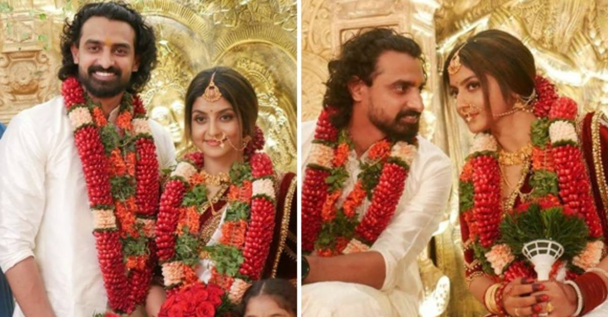 Actress Athmiya Rajan gets married
